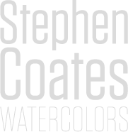 stephen coates watercolors